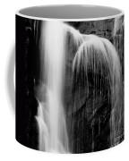 Grampians Waterfall Bw Coffee Mug