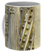 Granada Cathedral Doors And Other Details Coffee Mug