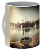 Grand Basin In Forest Park Coffee Mug