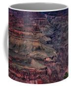 Grand Canyon 4 Coffee Mug