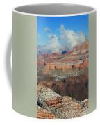 grand Canyon After the Snow Coffee Mug