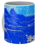 Grand Canyon Blues Coffee Mug