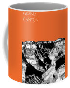 Grand Canyon - Coral Coffee Mug