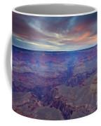 Grand Canyon Dusk Coffee Mug by Mike  Dawson