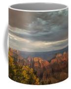 Grand Canyon North Rim Sunset Coffee Mug