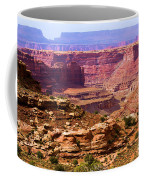 Grand Canyon Of Utah Coffee Mug