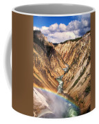 Grand Canyon Of Yellowstone 1 Coffee Mug