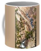 Grand Canyon Of Yellowstone Coffee Mug