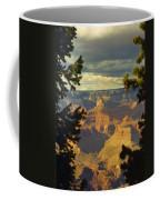 Grand Canyon Peek Coffee Mug