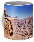 Grand Canyon Skywalk, Eagle Point, West Coffee Mug