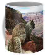 Grand Canyon Squirrel Coffee Mug