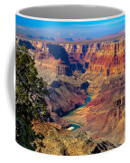 Grand Canyon Sunset Coffee Mug by Robert Bales
