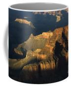 Grand Canyon Symphony Of Light And Shadow Coffee Mug by Bob Christopher