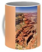 Grand Canyon Valley Depths Coffee Mug