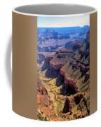 Grand Canyon Valley Trail Coffee Mug