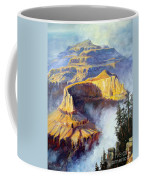 Grand Canyon View Coffee Mug by Lee Piper