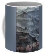 Grand Canyon Watercolor Coffee Mug
