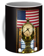 Grand Central Clock Coffee Mug