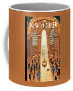 Grand Central Heating Coffee Mug
