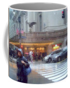 Grand Central Rain - 42nd Street Coffee Mug