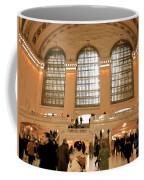 Grand Central 's Main Terminal Coffee Mug