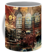 Grand Central Terminal 100 Years Coffee Mug by Diana Angstadt