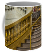 Grand Central Terminal Staircase Coffee Mug