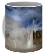 Grand Fireworks Coffee Mug