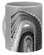 Grand Flora Stairwell Rome Italy Coffee Mug