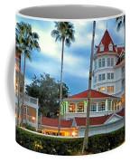 Grand Floridian Resort Walt Disney World Coffee Mug