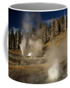 Grand Geyser Group Coffee Mug