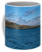 Grand Island Lake Superior Coffee Mug