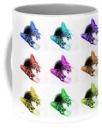 Grand Kitty Cuteness 3 Pop Art 9 Coffee Mug