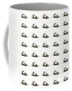Grand Kitty Cuteness Bw 40 Coffee Mug
