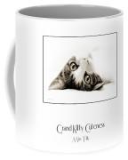 Grand Kitty Cuteness Miss Tilly Poster Coffee Mug