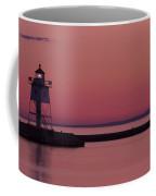 Grand Marais Mn Lighthouse 9 Coffee Mug