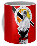 Grand Master Helio Gracie Coffee Mug