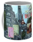 Grand Ole Paris-postcard From Paris Coffee Mug
