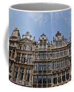 Grand Place Brussels Coffee Mug