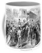 Grand Prix De Paris, 1870 Coffee Mug