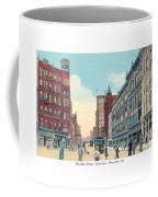 Grand Rapids - Michigan - Campau Square And Monroe Street - 1912 Coffee Mug