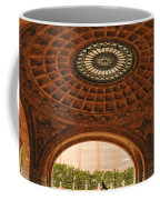 Grand Rotunda Pennsylvanian Pittsburgh Coffee Mug