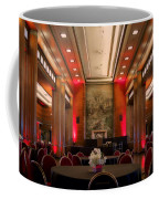 Grand Salon 01 Queen Mary Ocean Liner Coffee Mug