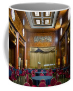 Grand Salon 02 Queen Mary Ocean Liner Coffee Mug