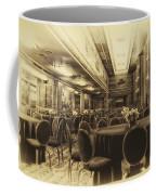 Grand Salon 05 Queen Mary Ocean Liner Heirloom Coffee Mug