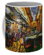 Grand Salon 05 Queen Mary Ocean Liner Photo Art 04 Coffee Mug