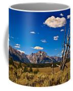 Grand Tenton Overlook Coffee Mug