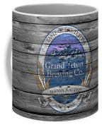 Grand Teton Brewing Coffee Mug