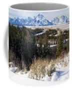 Grand Teton Landscape Coffee Mug