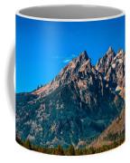 Grand Teton Mountain Coffee Mug